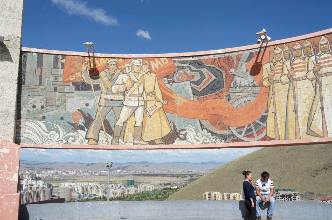 Memory of Mongolia - Zaisan monument