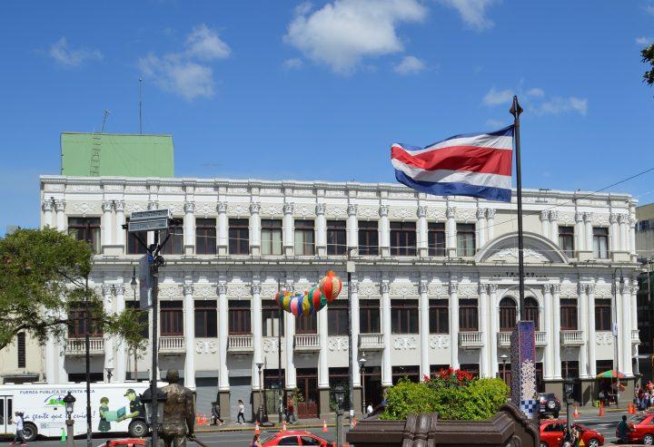 Building in Costa Rica